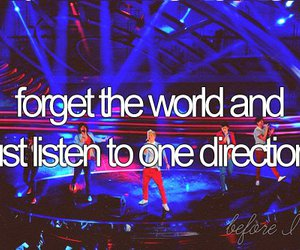 before i die, world, and 1d image