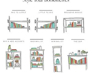 book, bookshelf, and style image