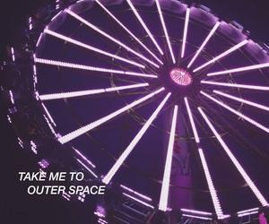 purple, grunge, and tumblr image