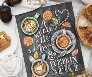 pumpkin spice latte signs image