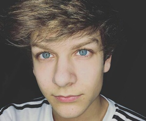 blue eyes, boys, and cutie image