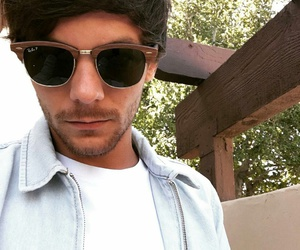 2016, louis, and selfie image