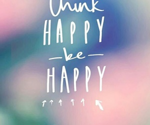 positivity happy thoughts image