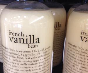 bean, french, and vanilla image