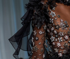Couture, fashion, and model image
