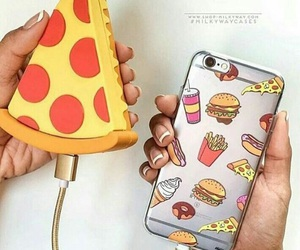 pizza and case image