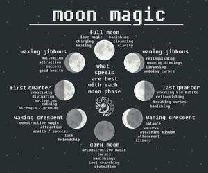 magic and moon image