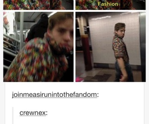 zack, tumblr posts, and sprouse brothers image