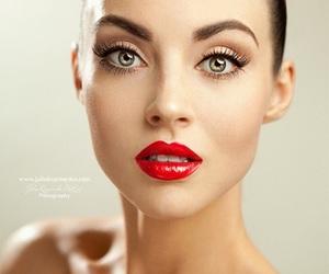 beautiful, model, and cute image