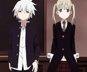 anime, soul eater, and soul image