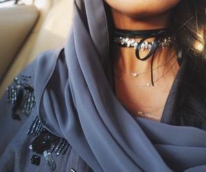 arabic, jewelry, and abaya image
