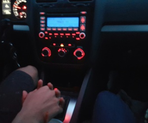 car, couple love, and he image