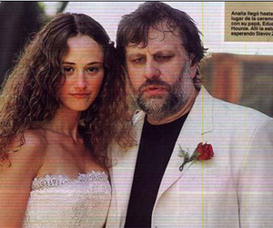 married, wife, and zizek image