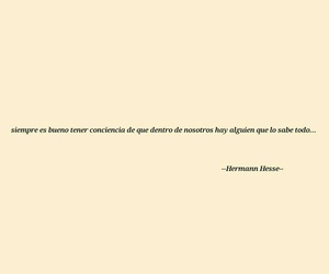 frases, hermann hesse, and letra image
