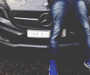 adidas, benz, and blue image