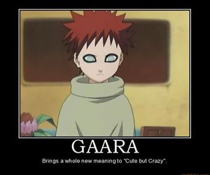 anime, garra, and naruto image