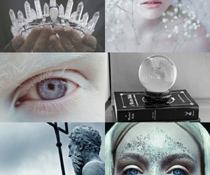 aesthetic, blue eyes, and grunge image