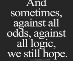 quotes, hope, and life image