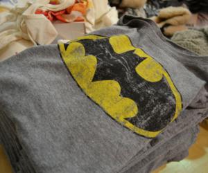 batman, shirt, and photography image