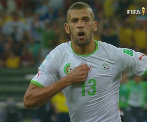 Algeria, football, and islam image