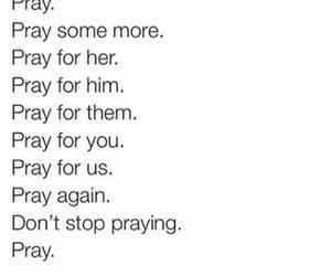 christian, god, and prayer image