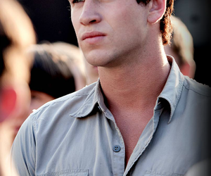 gale, hunger games, and liam hemsworth image