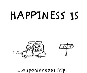 adventure, car, and happiness image