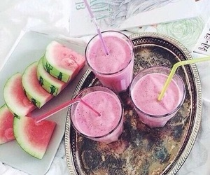 drink, healthy, and fit image