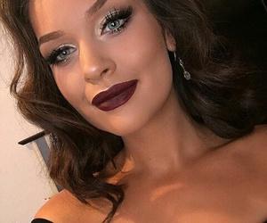 albanian, makeup, and Prom image