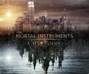 city of bones and the mortal instruments image