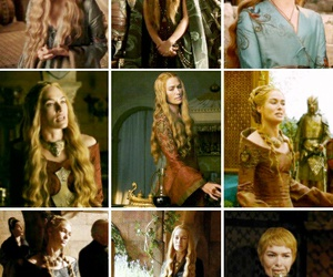 power, cercei lannister, and Queen image