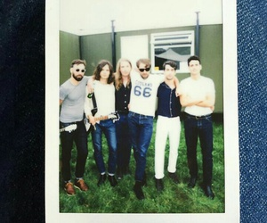 the vaccines, arni arnason, and pete robertson image