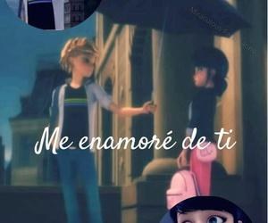 umbrella, marinette, and love image