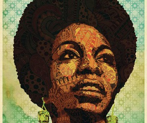 nina simone and art image