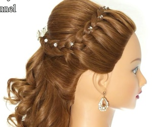 hairstyles and Prom image