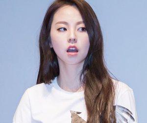 ahn sohee, kpop, and wonder girls image