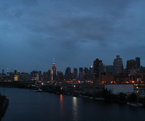 clouds, new, and new york city image