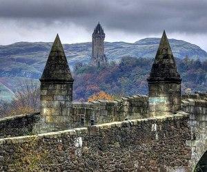castle, scotland, and escape image