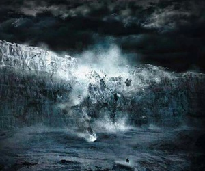 game of thrones and the wall image