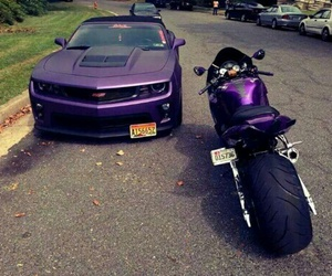 car and purple image