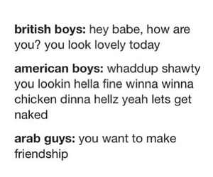 arab, arabic, and joke image