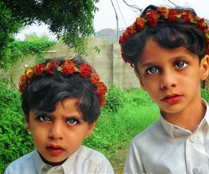 beautiful, children, and saudi arabia image