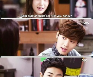the heirs, krystal, and kdrama image