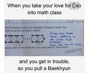 meme, exo, and funny image