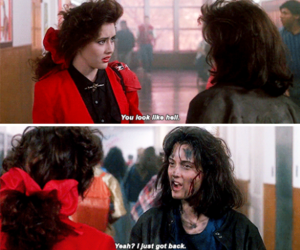 80s, Heathers, and movies image
