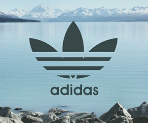 adidas, sea, and tumblr image