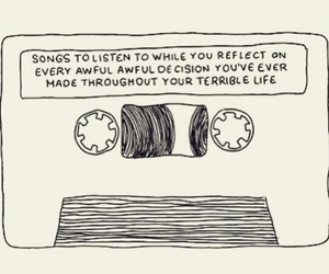 music, life, and quotes image