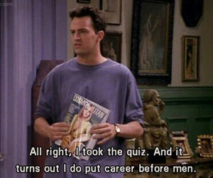 friends, chandler bing, and quotes image