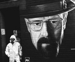 breaking bad, walter white, and heisenberg image