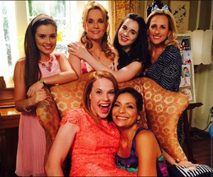 girls and switched at birth image